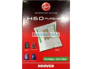 HOOVER Staubbeutel H60 35600392