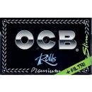 OCB Premium Rolls Slim + Tips