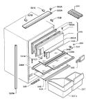 Ersatzteile für Kühlschrank