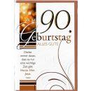 """Billette Ereignis Geburtstag 90 """"Alles Gute""""..."""