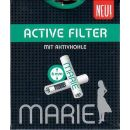 Marie Active Filter 6mm mit Aktivkohle