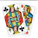 Spielkarten Schnapskarten 24 Blatt französisches...