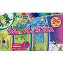 Buntstifte Jolly 36 Farben XL Boxx
